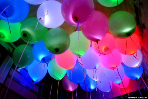 Как в домашних условиях надувать шарики